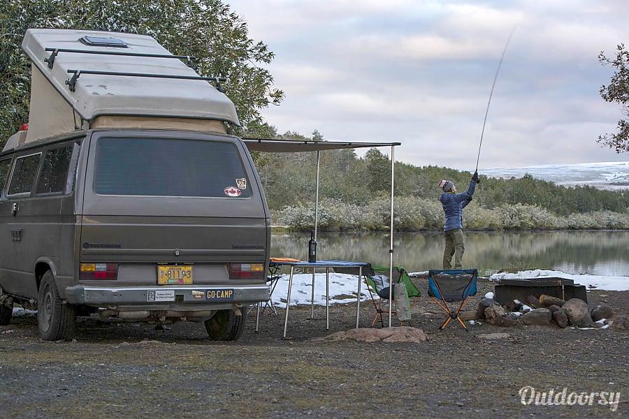 Mr. Mike: Vanagon Camper Portland, OR