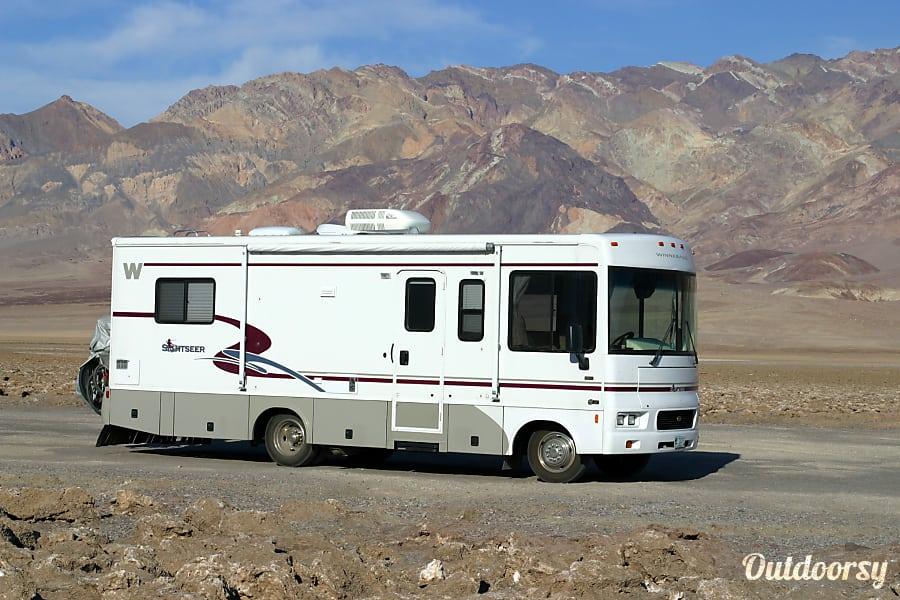 exterior 2002 Winnebago Sightseer Las Vegas, NV