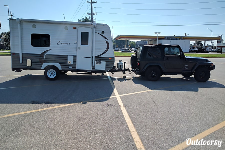2017 travel lite  E 16 Memphis, Tennessee