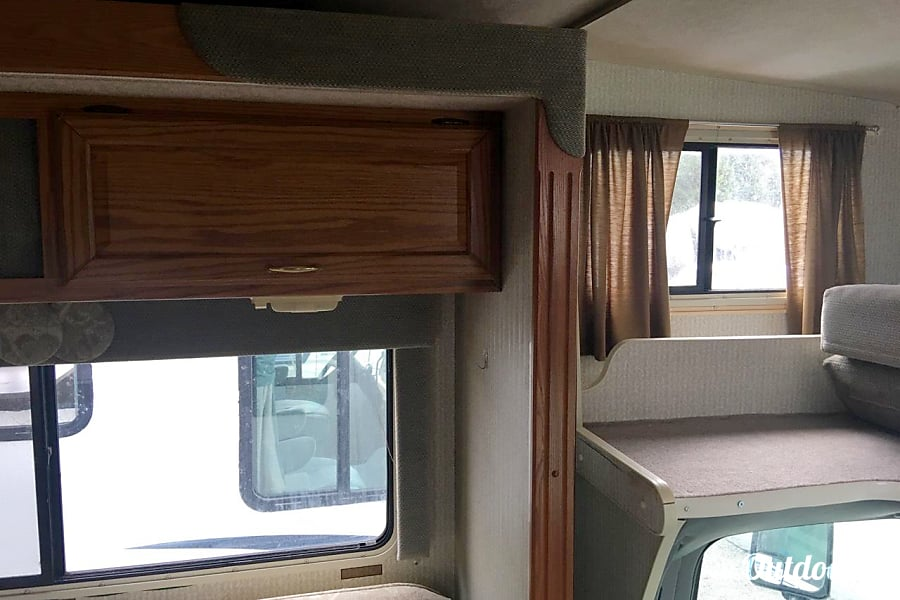 1998 Winnebago Minnie Bellevue, Washington