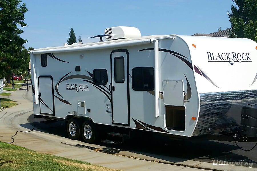 2014 Outdoors Rv Manufacturing Black Rock Roseville, CA