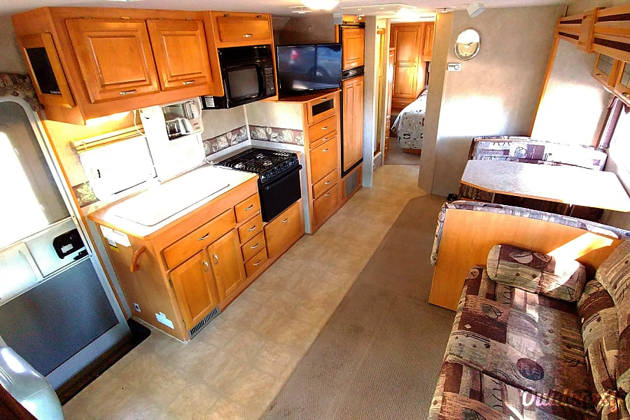 interior Beautiful Jayco Greyhawk Berkeley, CA