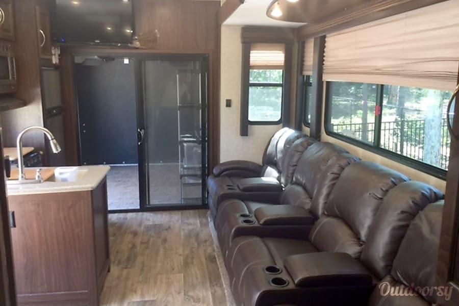 interior 2015 heartland torque McDonough, GA