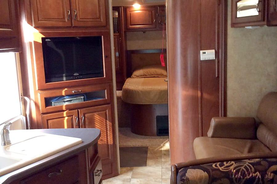 2012 Jayco Greyhawk Motor Home Class C Rental In Glendale