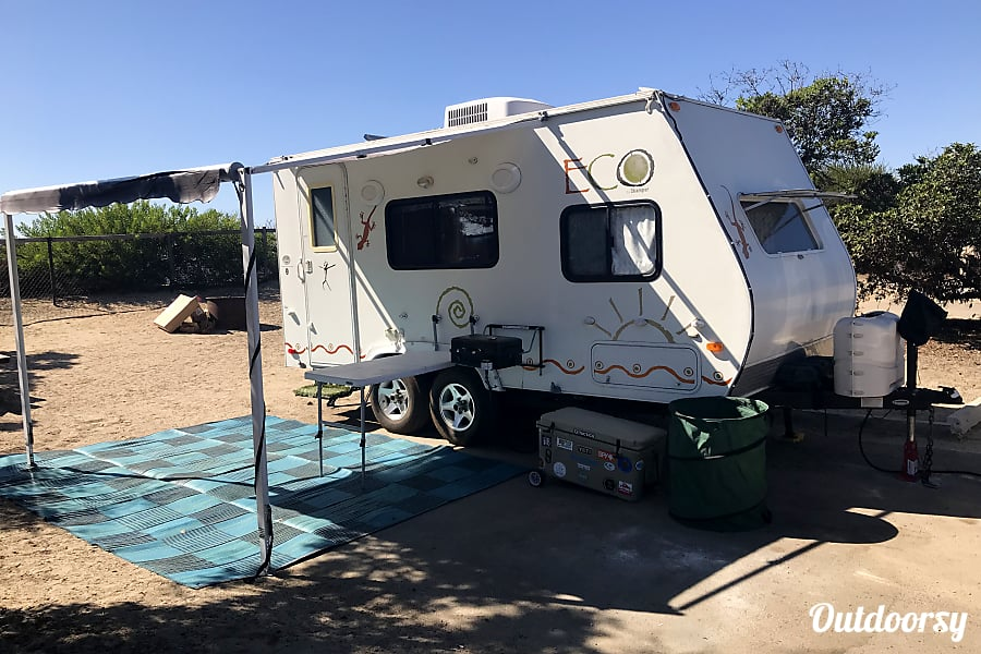 Rent our awesome ECO trailer!!! San Diego, CA