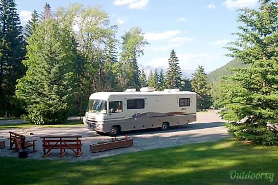 1997 Fleetwood Southwind North Reading, Massachusetts Banff Canada