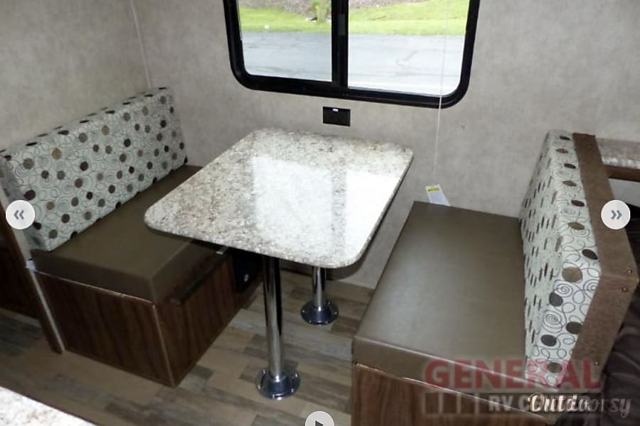 interior 2018 Coachmen Clipper - Isabelle! Henrico, VA