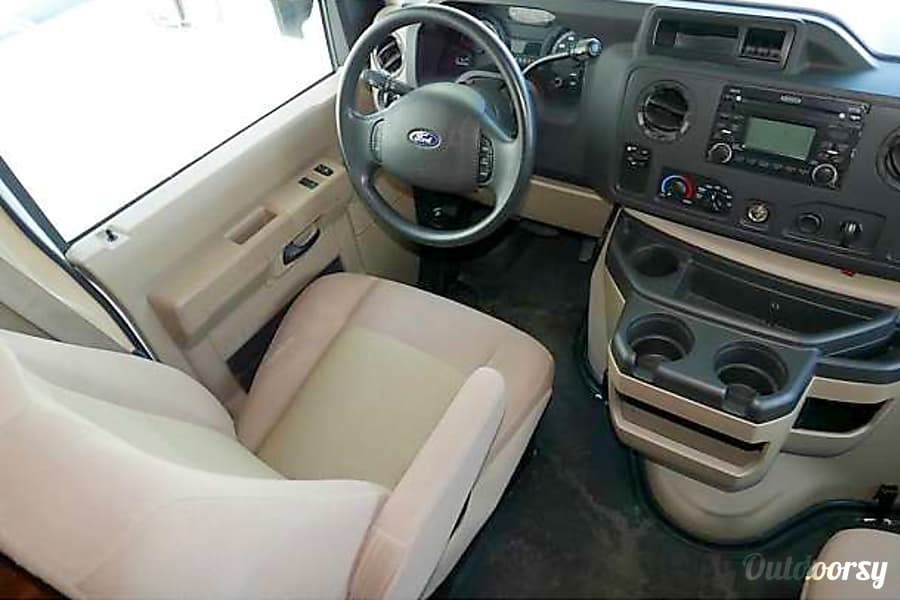interior 2014 Coachmen Freelander Menifee, CA