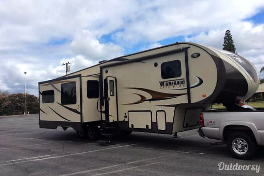 exterior 2015 Winnebago Ultralite Harbor City, CA