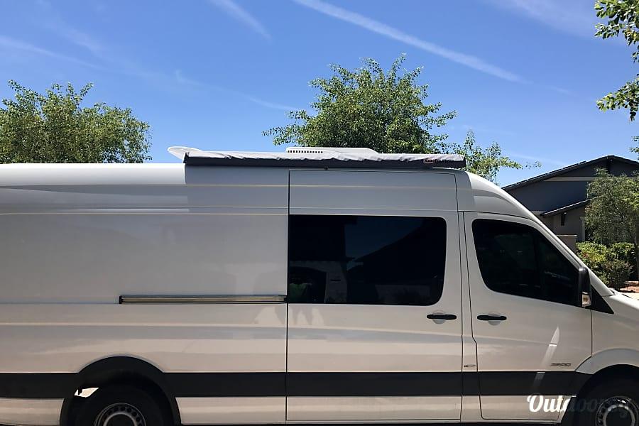 2016 Mercedes-Benz Sprinter Adventure Van Buckeye, AZ