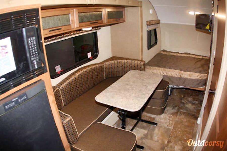 interior RPOD RP179 Travel Trailer Denver, CO