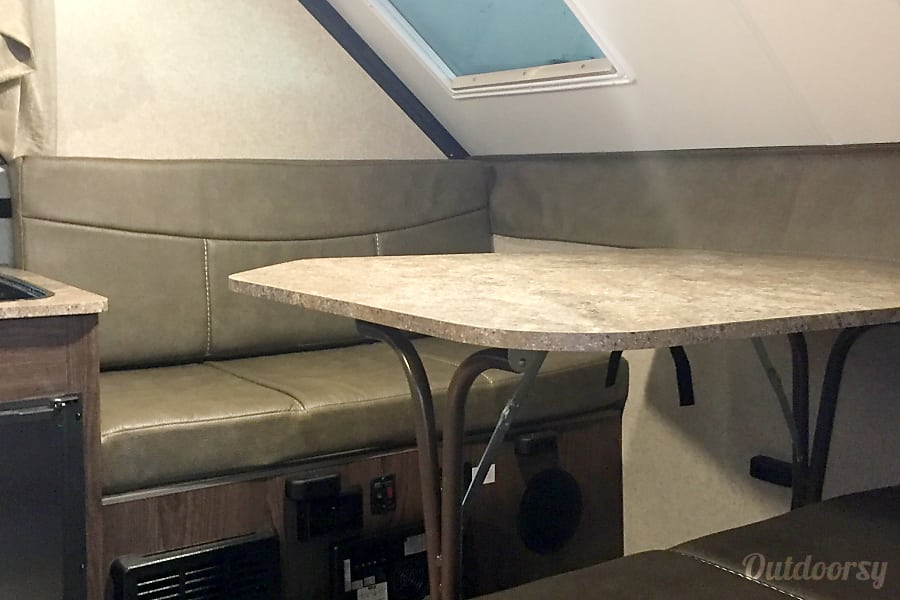 Off Road Flagstaff T12RBTH Denver, CO Seating
