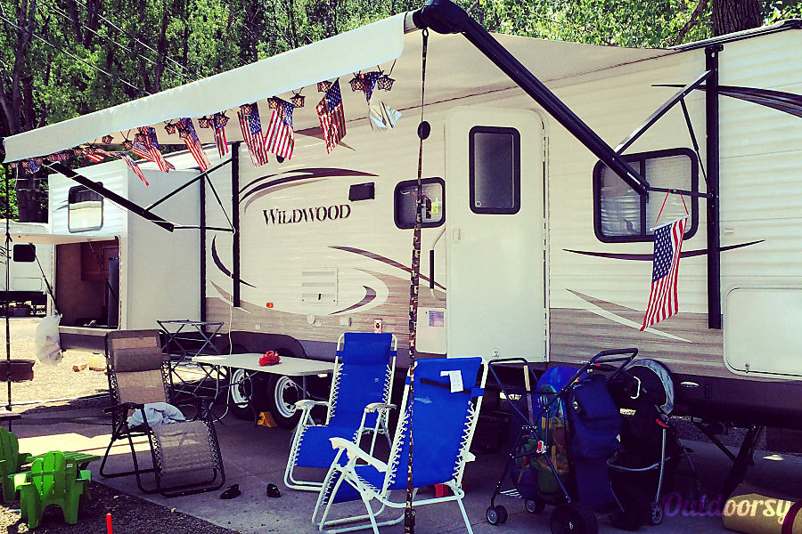 2014 wildwood kqbts Belle Vernon, PA