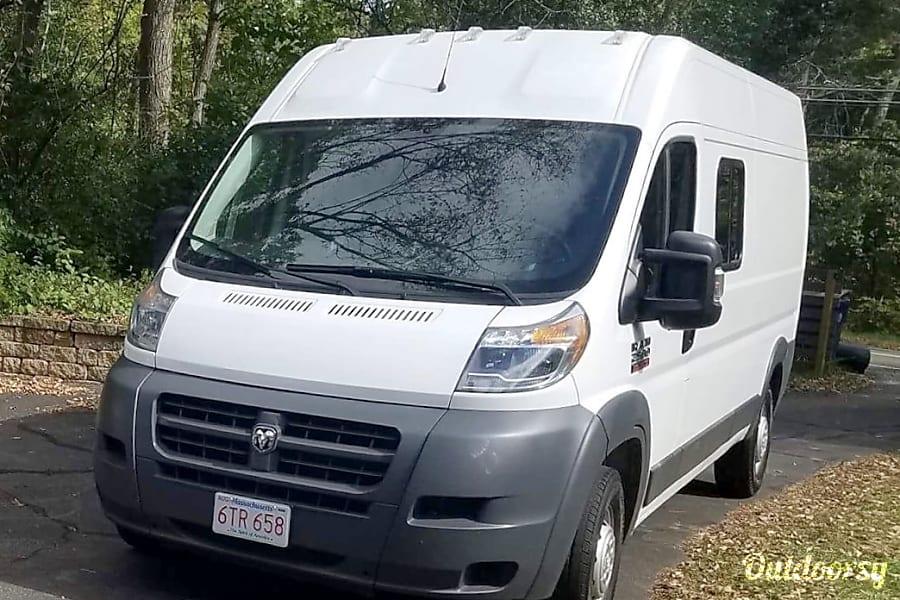 2016 RAM Camping Van Sharon, MA