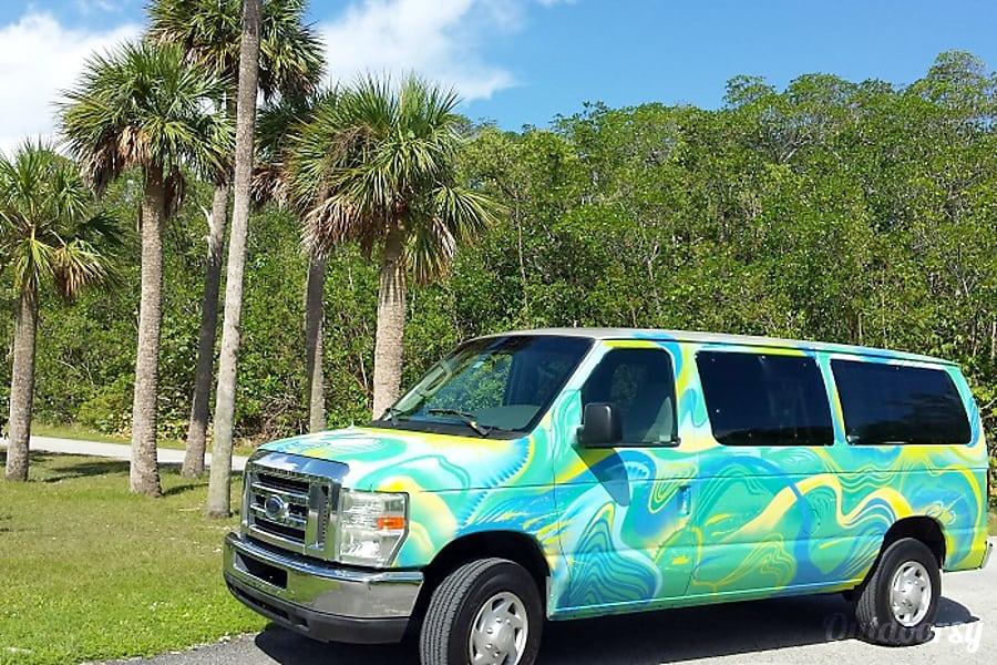 ONDEVAN CAMPERVAN #2, Rental Miami Florida ! Hallandale Beach, FL