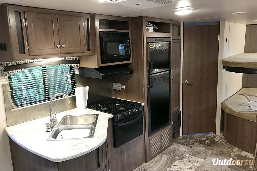 interior 2017 Pioneer BH270 BUNKHOUSE! great for families! Ellenton, FL