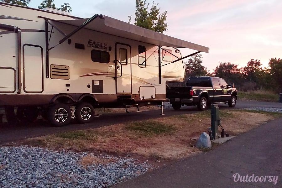 exterior 2014 Jayco Eagle Rexburg, ID