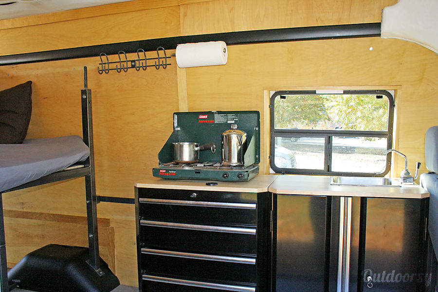 interior Medium Extra Tall #0 - (Sleeps 2) Boise, ID