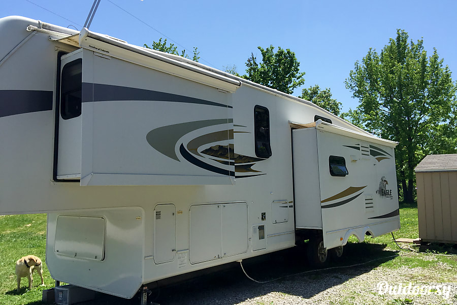 2009 Jayco Eagle Bunker Hill, IL