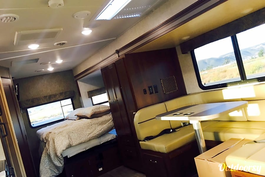 2017 Mercedes Benz Forest River Forester Motor Home Class C Rental