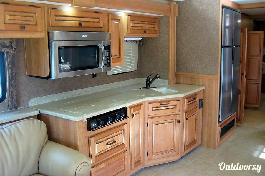 interior 2012 Forest River Berkshire Douglasville, GA