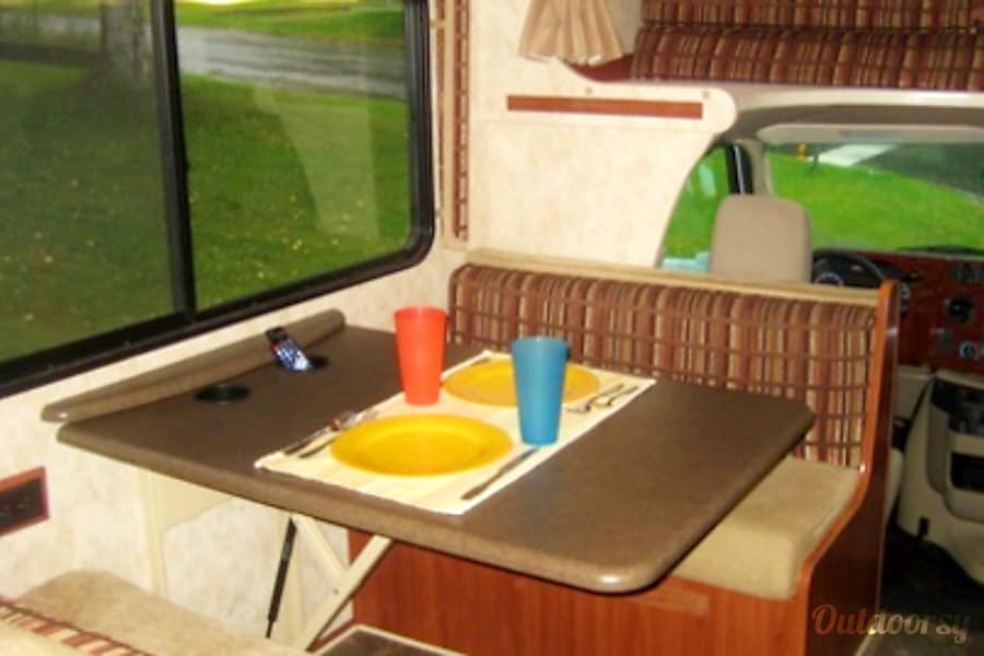 RV1- $190 -$260/per night **Everything included! Anchorage, AK