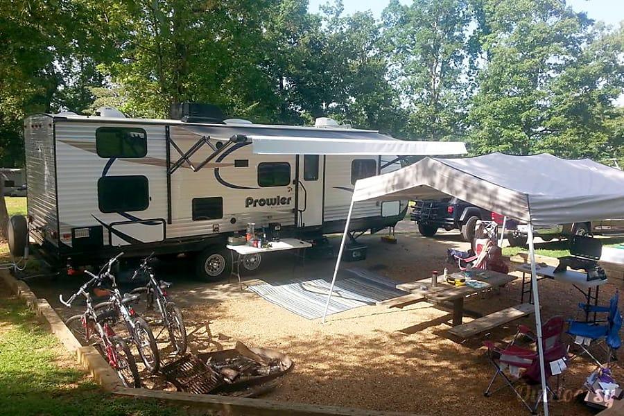 2015 Heartland Prowler 26BHS Ringgold, Georgia