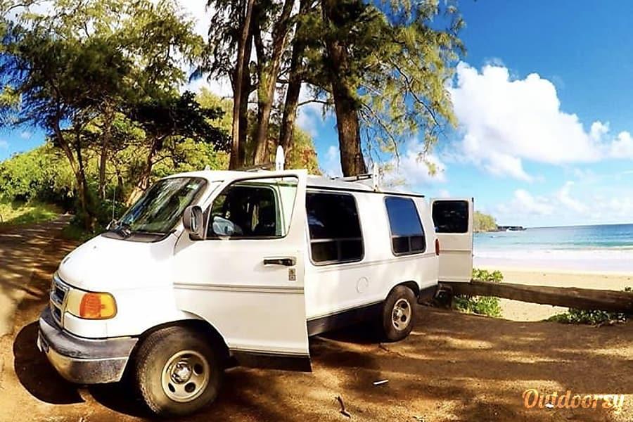 "Explorer Paia, HI Maui ""Explorer"" Campervan - Koki Beach Park"