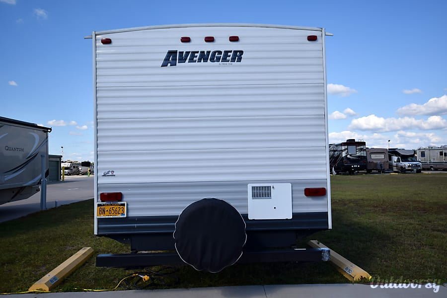 exterior 2014 26' Primetime Avenger - Bunks Panama City, FL