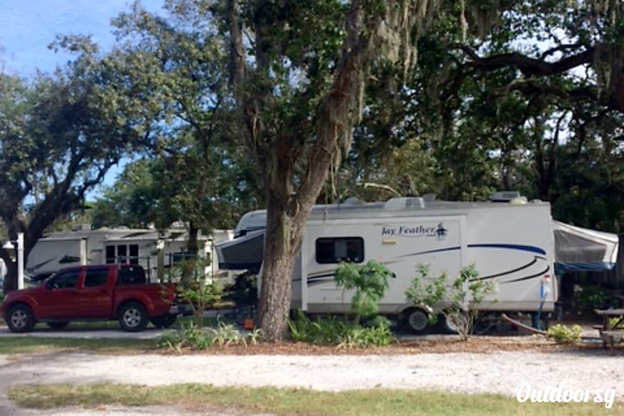 exterior 2008 Jayco Jay Feather - 1 WEEK RENTALS ONLY Lake Mary, FL