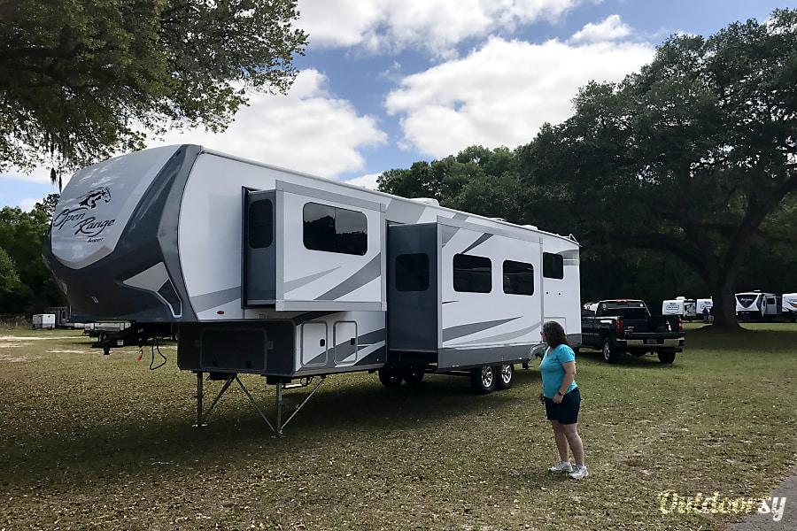 exterior 2017 Open Range Roamer Mims, FL