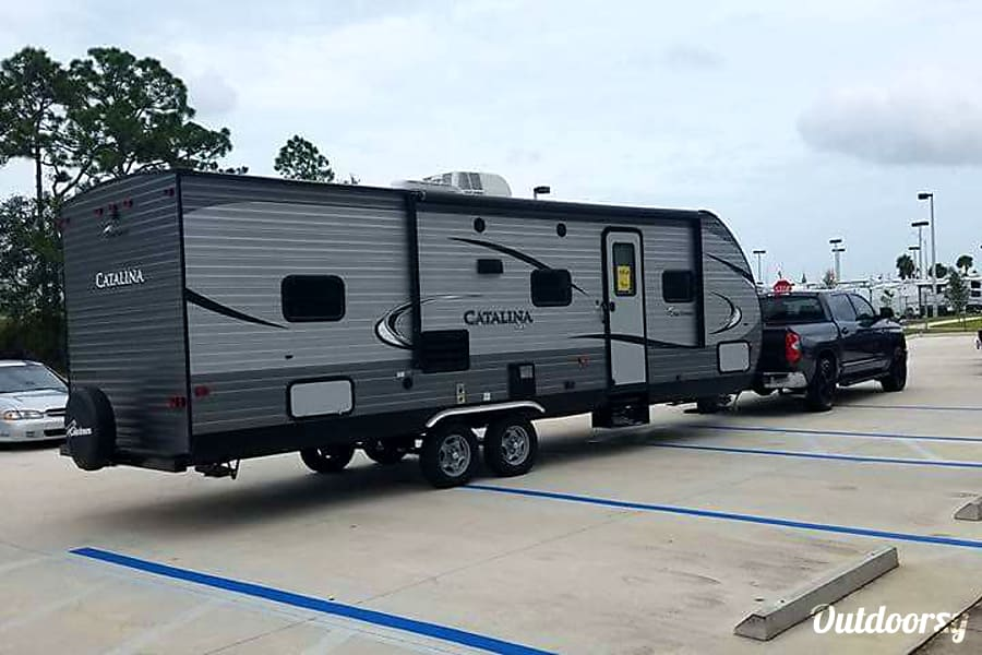 2018 Forest River Catalina FREE DELIVERY! West Melbourne, FL