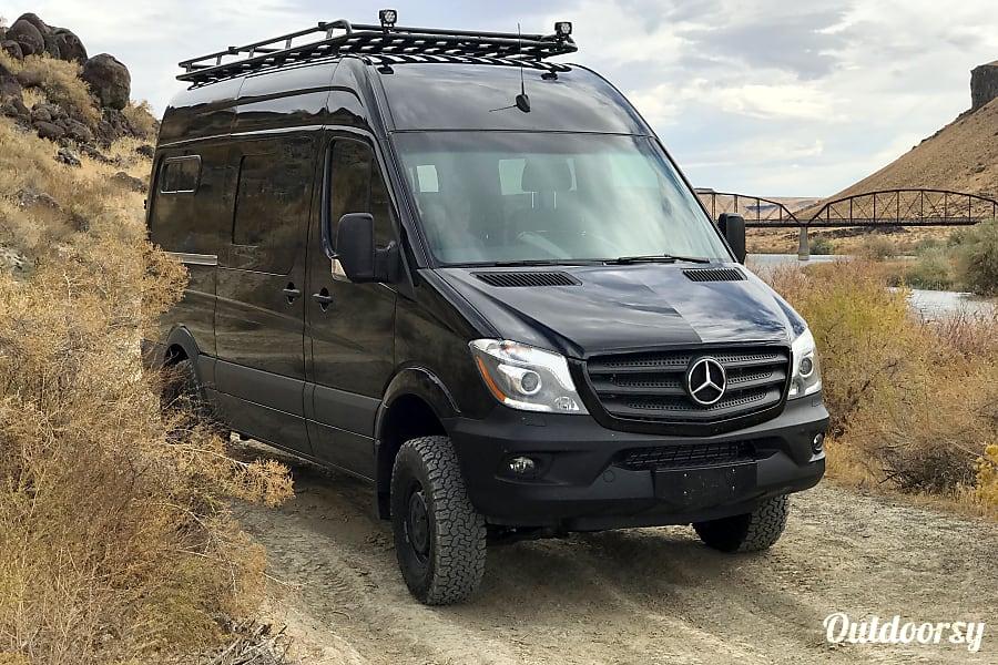 2017 Mercedes Benz Sprinter Motor Home Camper Van Rental In Encinitas Ca Outdoorsy