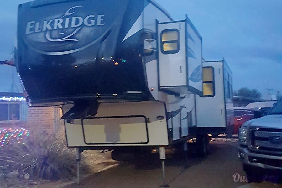 2017 Heartland Elkridge Green Valley, AZ