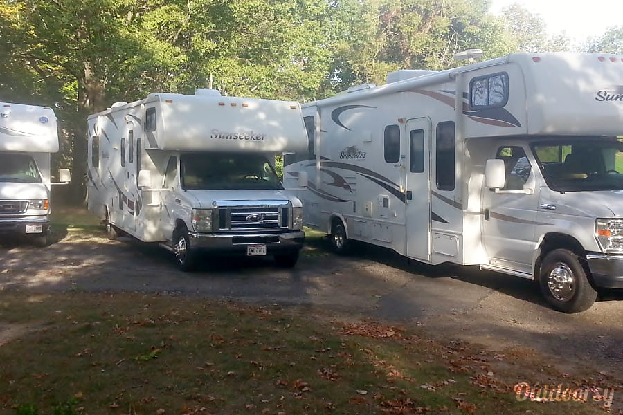2013 Forest River Sunseeker Chesterland, OH