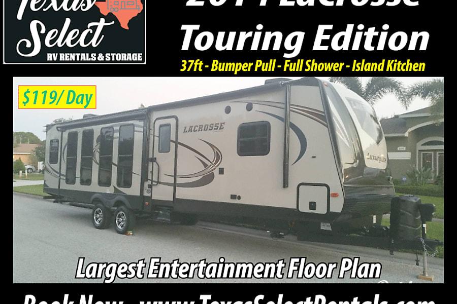 exterior 2014 LaCrosse Luxury Lite  Round Rock, TX