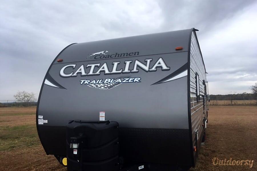 2018 Coachman Catalina Toy Hauler Dallas, Texas