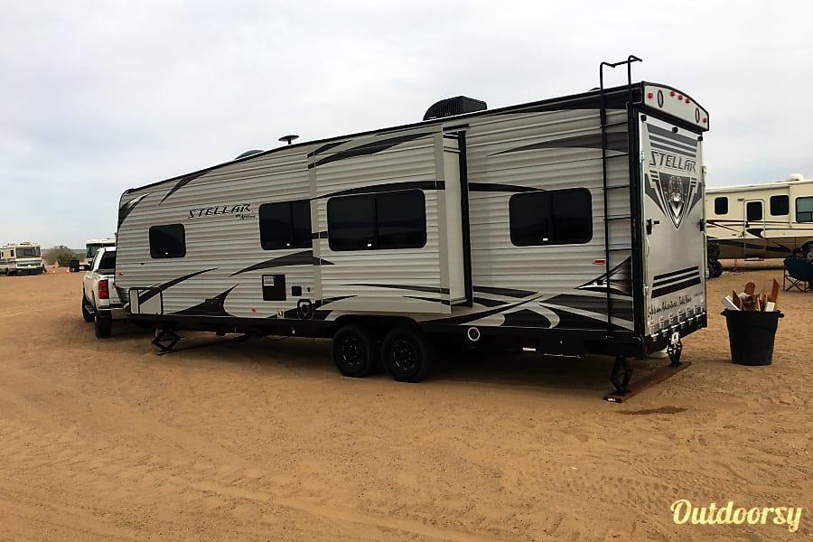2018 Eclipse Recreational Vehicles Stellar Beaumont, CA