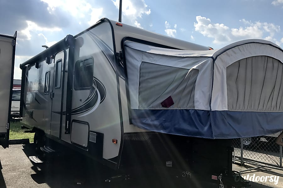 2018 keystone Bullet Crossfire 2190EX Fort Mitchell, KY