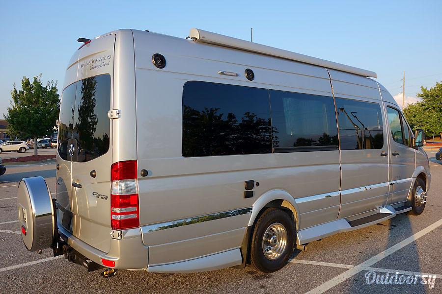 2018 Winnebago Era 170M Touring Coach Atlanta, Georgia