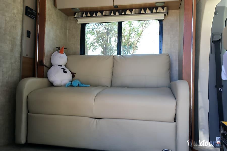 2015 Itasca Navion Motor Home Class C Rental In San Jose
