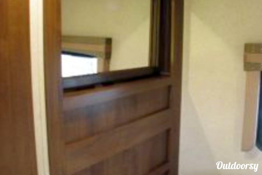 interior 2015 Jayco Jay Flight 28RBDS ($98 to $83.30 per day)  w/Outdoor Kitchen Whetstone, AZ