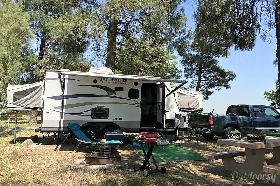 exterior 2015 Jayco Jay Feather Ultra Lite Tracy, CA