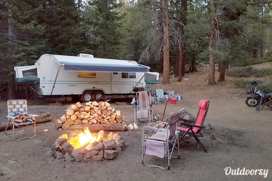 exterior Lake Isabella / Kern River / Southern Sierra Special - Sleeps 6-8 Kernville, CA