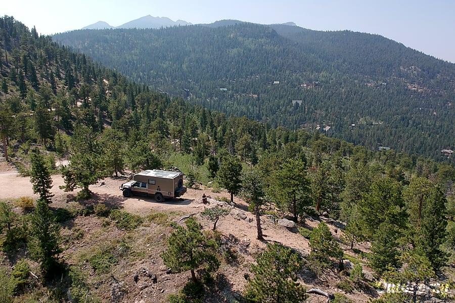 "The ""Roamah"" Colorado Springs, CO"