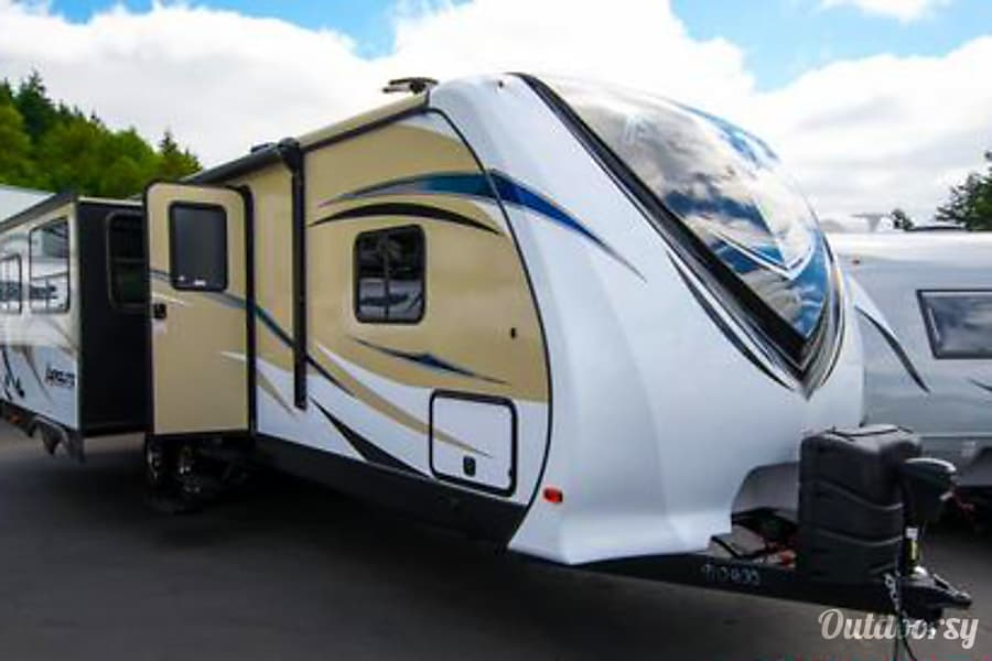 2016 Aerolite Travel Trailer Munhall, PA