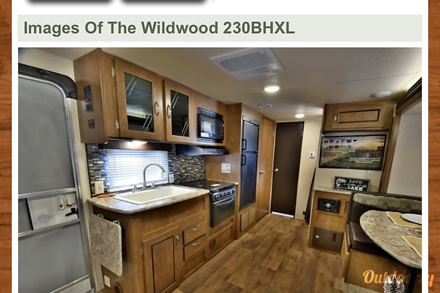 2018 Wildwood 230 bhxl Northglenn, CO