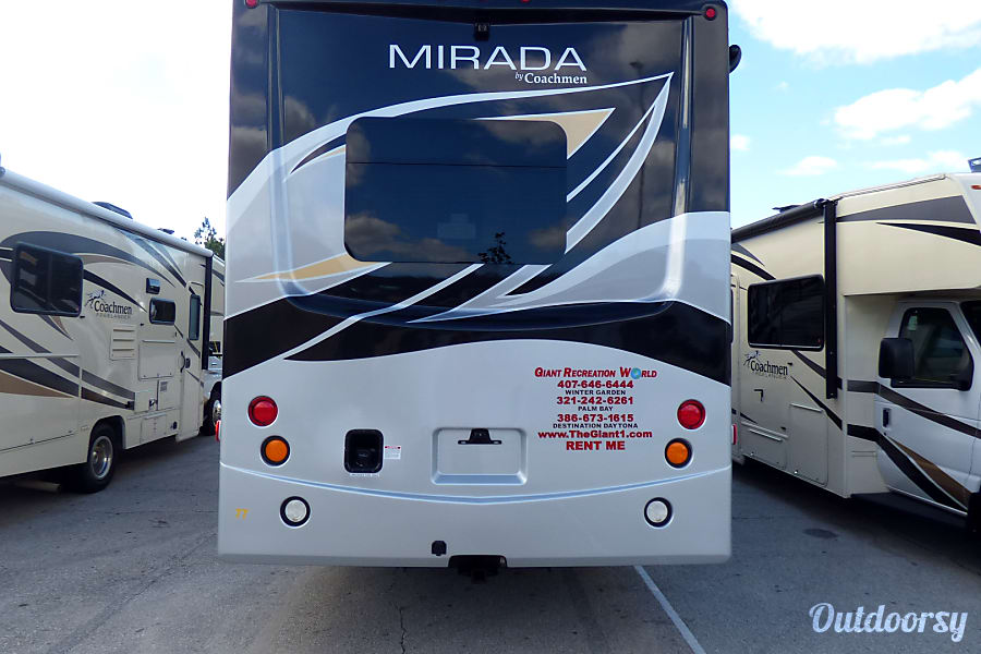 2019 Coachmen Mirada 34BHF Ormond Beach, FL