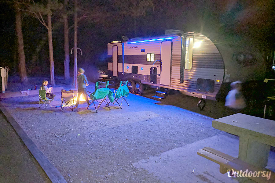 2017 Grey Wolf 26DBH Bunk House sleeps 8 - Delivery Available! Franklin, TN
