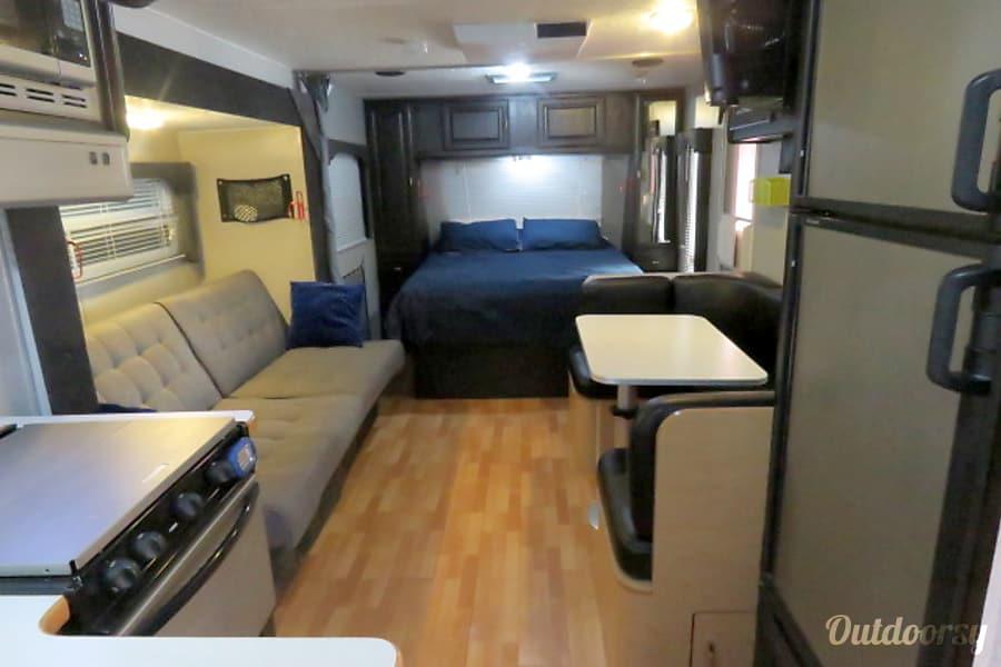 Custom 23' Travel Trailer Lake Havasu City, AZ